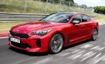 Watch the Kia Stinger Test on the Nurburgring
