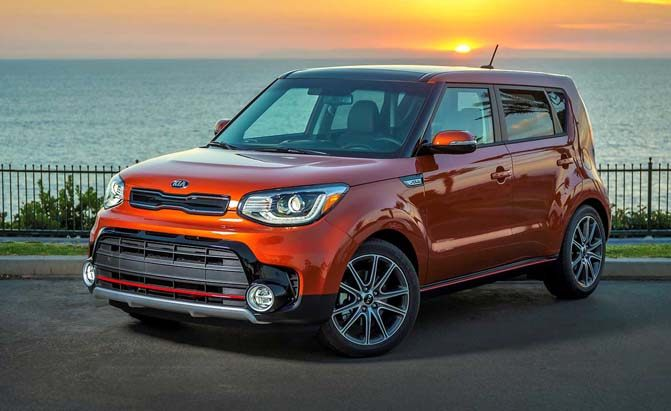 Steering Issue Forces Recall Of Kia Soul In The Us