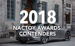 Contenders for 2018 North American Car, Truck and Utility Vehicle of the Year Unveiled