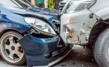 Car Crash From Car Accident On The Road - Bigstock Photoss