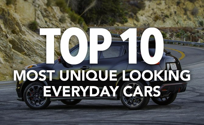 Top 10 Most Unique Looking Everyday Cars