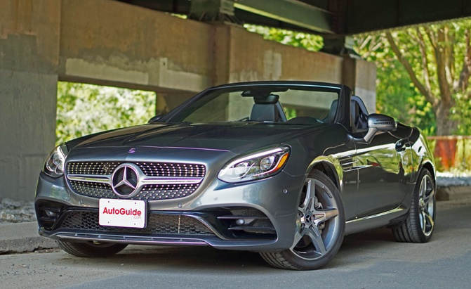 Mercedes Amg Eyes New Standalone Model May Be Small Sports Car