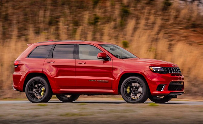 2018 jeep forum. Modren 2018 The 2018 Jeep Grand Cherokee Trackhawk Costs Almost 90K On Jeep Forum