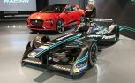 Jaguar I-Pace is the Center of Attention for Formula E Team