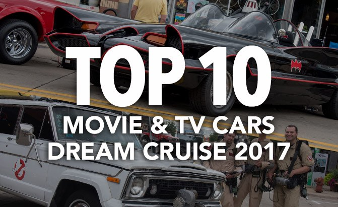 Top 10 Movie and TV Cars