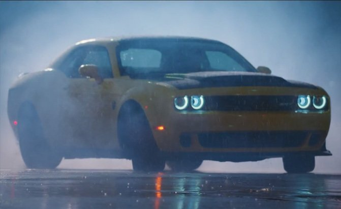 pennzoil dodge demon video