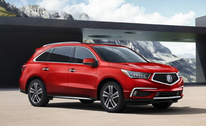2018 Acura MDX Price Increased By $150
