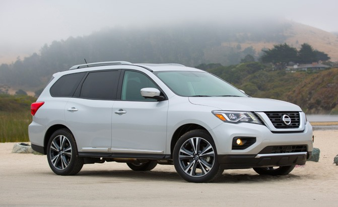 Nissan Pathfinder Recalls: Is Yours Affected? » AutoGuide