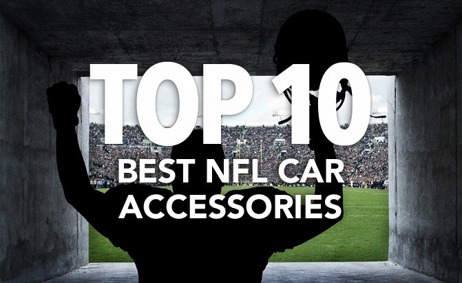 check out the best NFL car accessories for this season