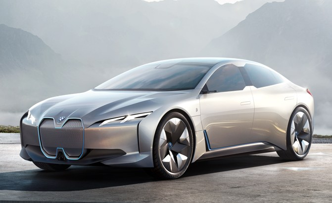 Bmw Is Bringing An All New Ev To The 2017 La Auto Show