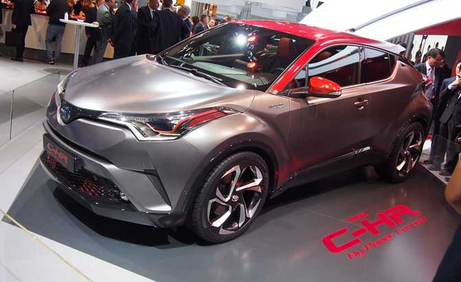Toyota Hy-Power Concept
