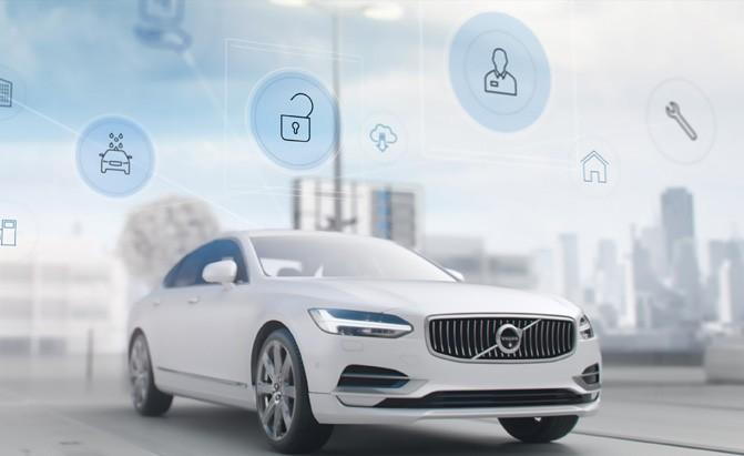 volvo buys luxe