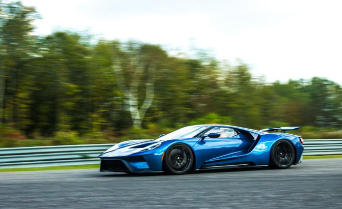 Ford Gt Order Books Will Reopen This Year Updated