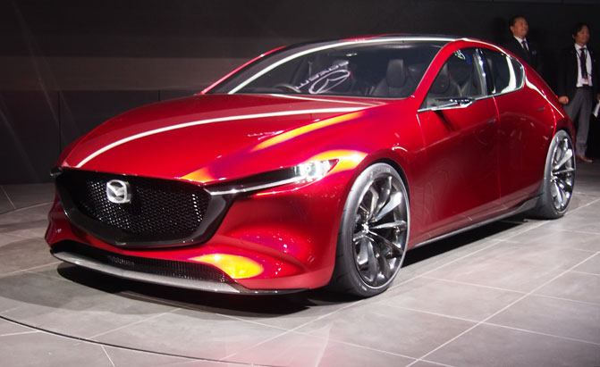 Mazda Open To Awd Versions Of Next Gen Mazda3 And Mazda6