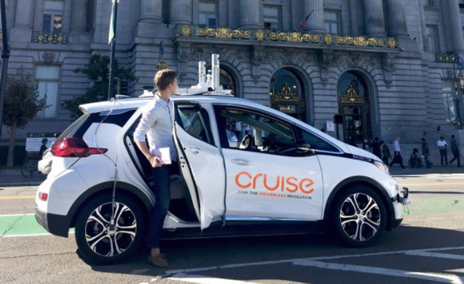 cruise automation chevrolet bolt