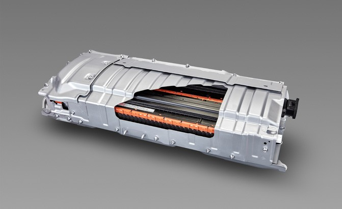 toyota lithium-ion battery