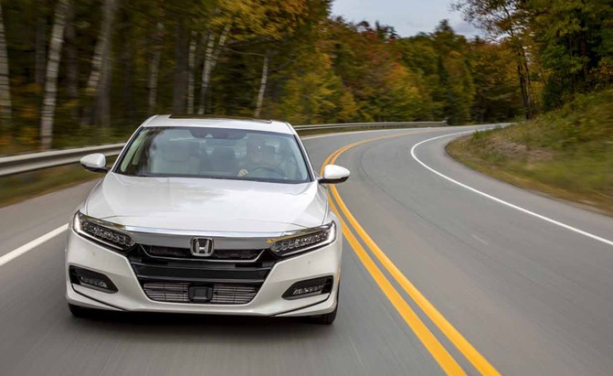 2018 Honda Accord Release Date When Does The Go On Autoguide News
