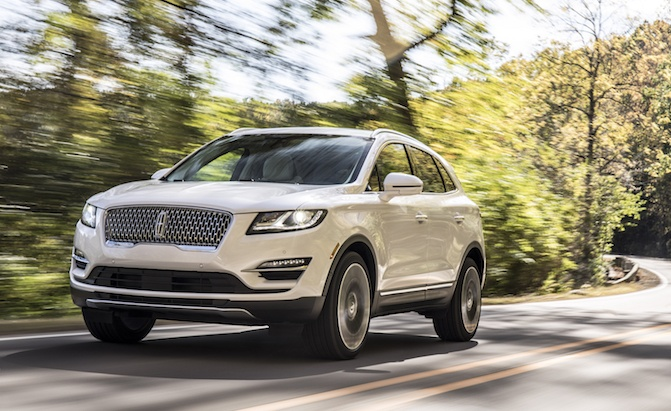 Lincoln Mkc To Be Renamed Corsair With 2020 Redesign