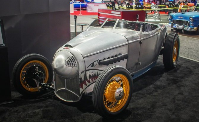 Top Best Classic Cars At The SEMA Show AutoGuidecom News - Classic cars 2017