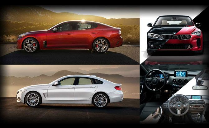 Kia Stinger GT or BMW 440i Gran Coupe