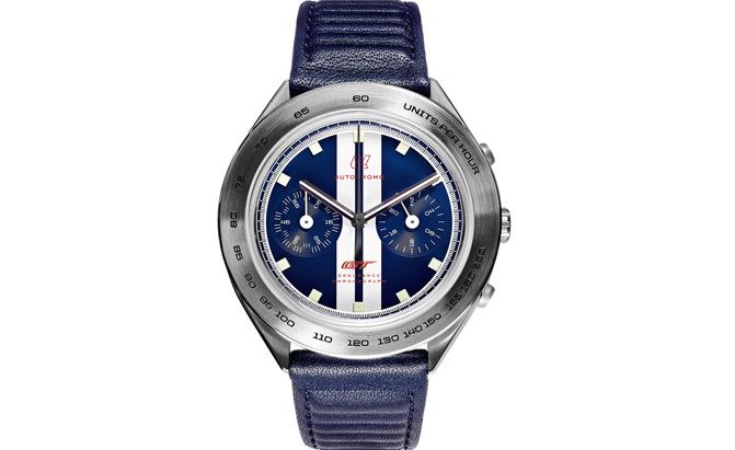 autodromo ford gt chronograph ford racing stripes