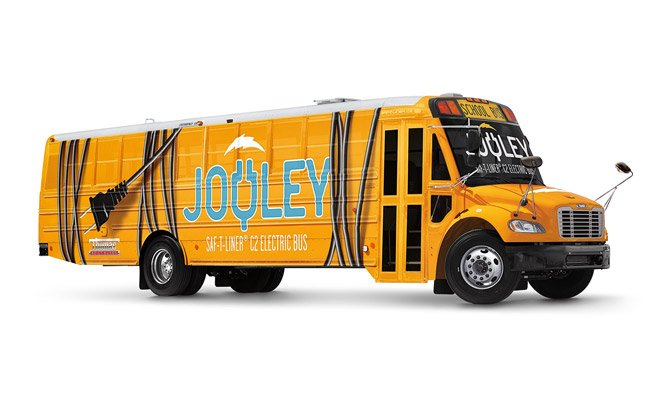jouley saf t liner c2 electric bus