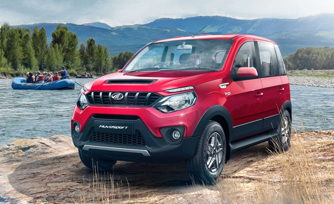 Indian Automaker Mahindra To Open Detroit Area Plant Report Says