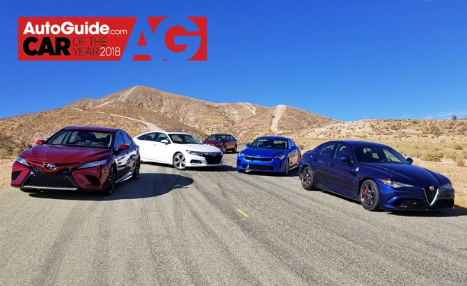 2018 COTY Contenders AutoGuide