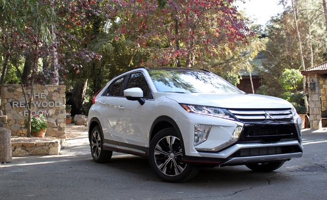 2018 Mitsubishi Eclipse Cross Pros and Cons