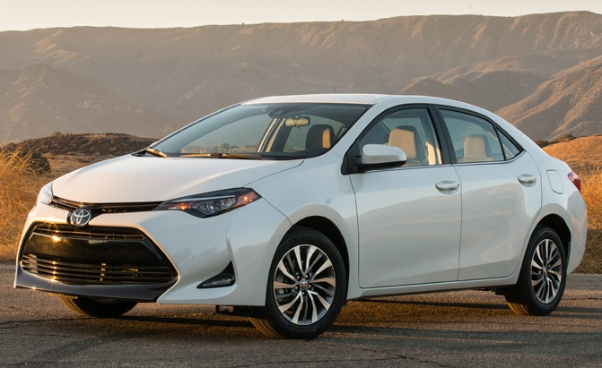 2018 Toyota Corolla Pros and Cons