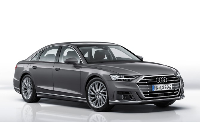 audi a8 sport exterior package