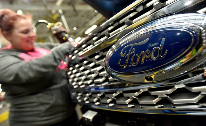 ford production