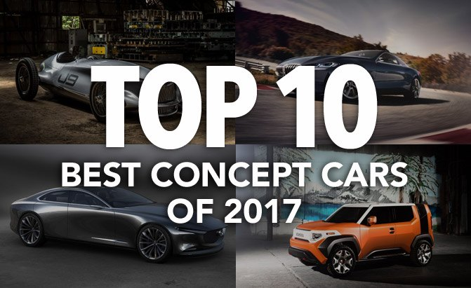 top 10 best concept cars of 2017