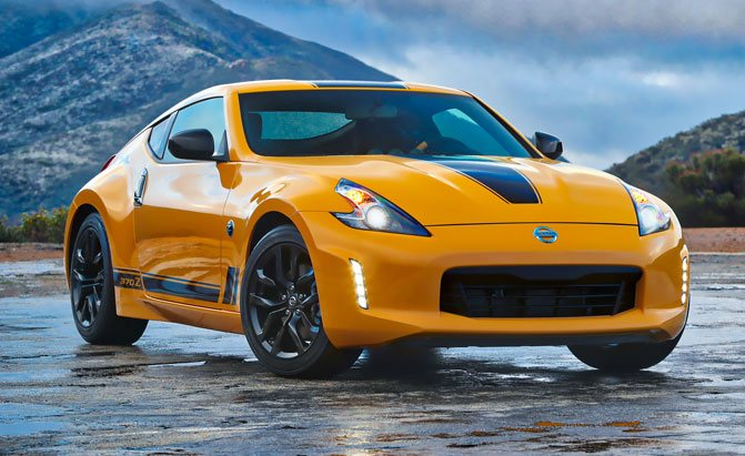 The Next Nissan Z