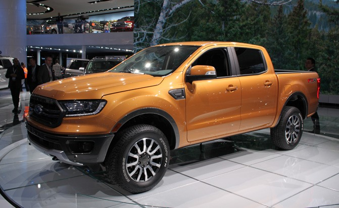 2019 Ford Ranger Video First Look