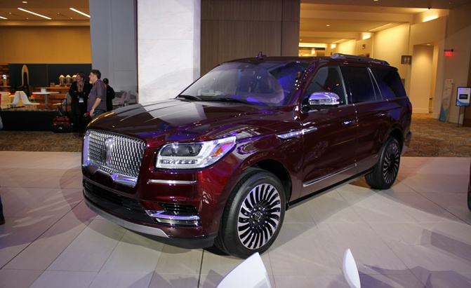2018 Volvo Xc60 And Lincoln Navigator Named North American Utility