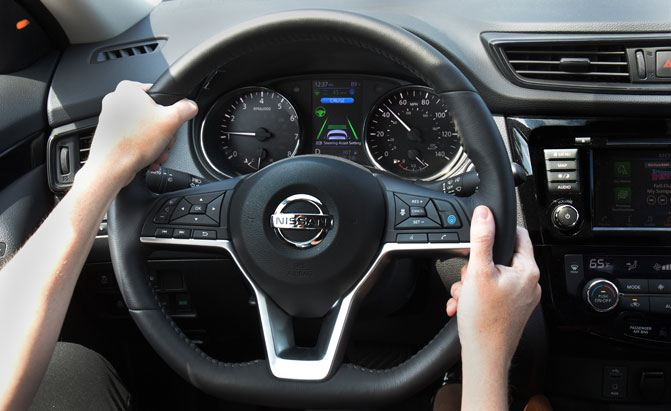 Nissan is All About Democratizing Technology