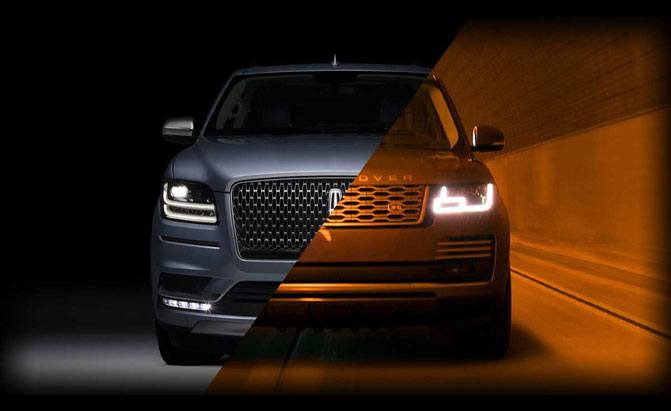 Poll: Land Rover Range Rover or Lincoln Navigator?