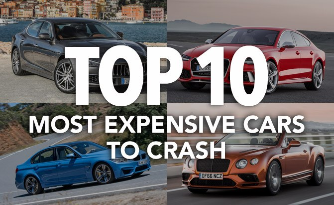 Most Expensive Cars >> Top 10 Most Expensive Cars To Crash Autoguide Com News