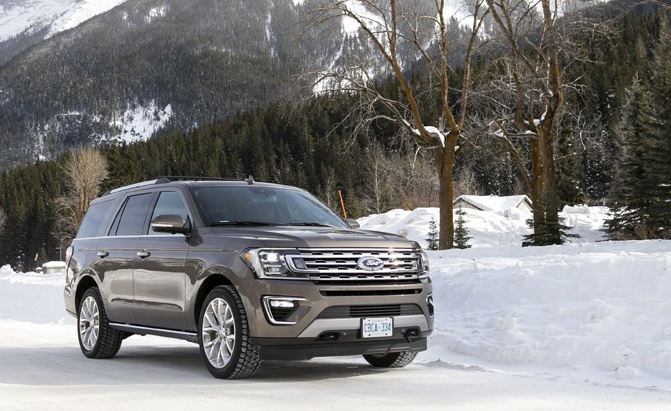 2018 Ford Expedition Review-Wilson
