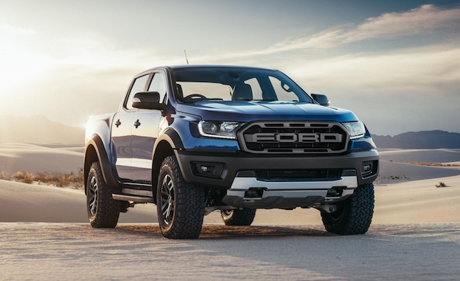 2019 Ford Ranger Raptor Arrives With 210 Hp Diesel Off Road Ready