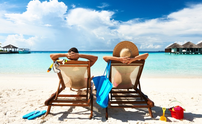 Beach Vacation - How to save on car insurance while you're away on vacation