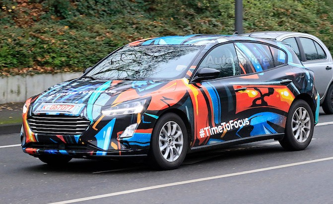 Next Generation Ford Focus Due For April Reveal