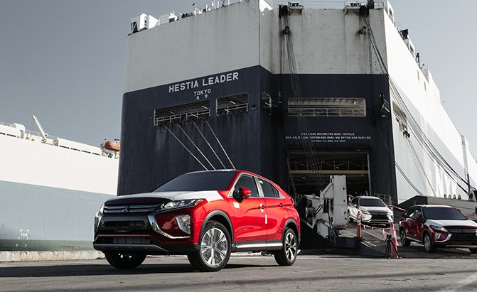 Competitively Priced Mitsubishi Eclipse Cross Arrives in the US