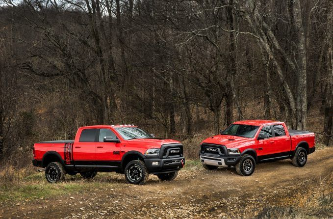 ram 1500 rebel crew cab power wagon
