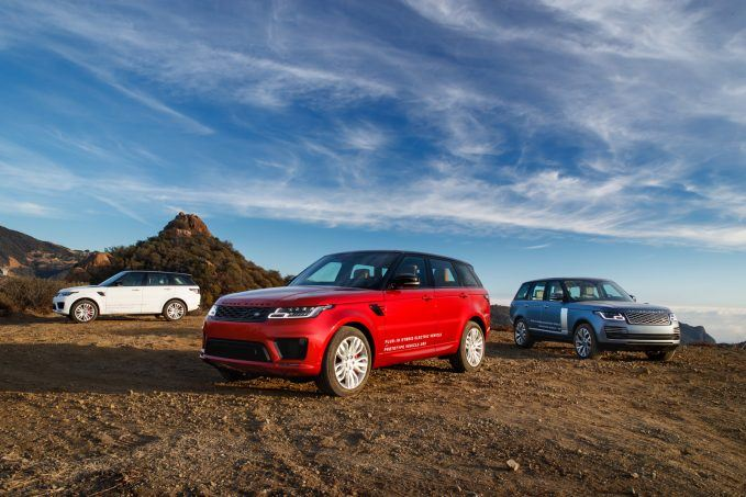 range rover group photo