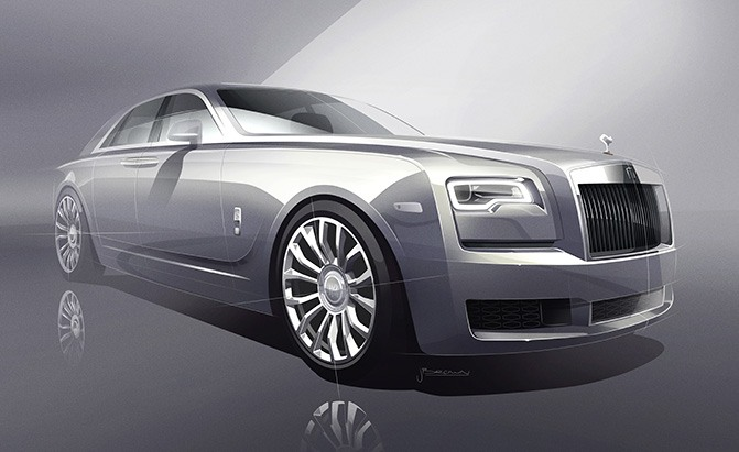 rolls-royce silver ghost collection