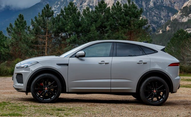 Certain 2019 Jaguar E-Paces Left the Factory Without a Major Piece of Software that Can't be Retrofitted