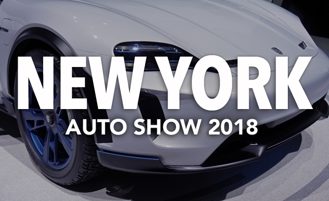 New York Auto Show Coverage AutoGuidecom - New york car show 2018