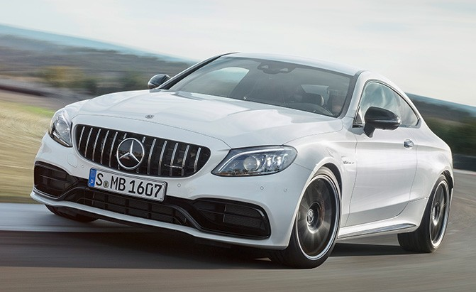 2019 mercedes-amg c63 s coupe
